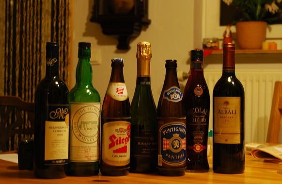 酒に強くなる方法を解説します。食べ物でコントロール出来る?