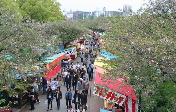 大阪造幣局の桜の期間、アクセス、最寄り駅や所要時間を紹介
