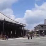 西本願寺(アクセス、駐車場)2016、秋の京都 おすすめは西本願寺