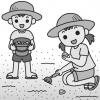 向井黒の浜海岸 潮干狩り情報、三重の穴場(アクセス、時期、潮見表、口コミ)